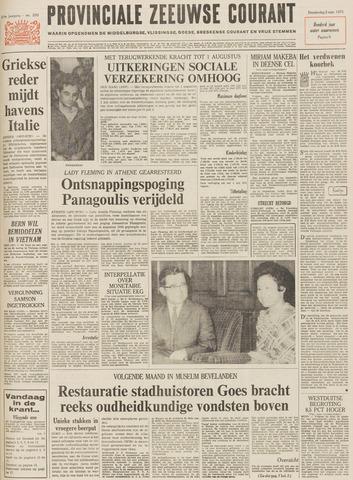 Provinciale Zeeuwse Courant 1971-09-02