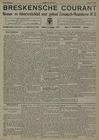 Breskensche Courant 1938-07-19