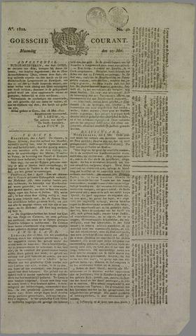 Goessche Courant 1822-05-20