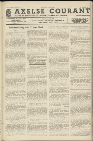 Axelsche Courant 1960-06-11