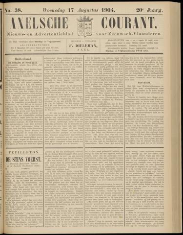 Axelsche Courant 1904-08-17