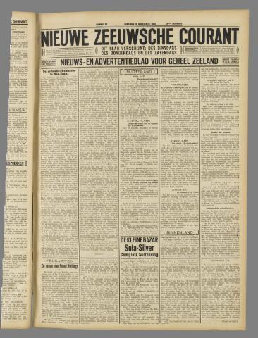 Nieuwe Zeeuwsche Courant 1933-08-08