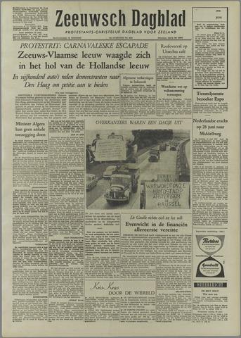 Zeeuwsch Dagblad 1958-06-14