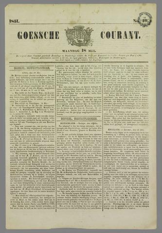 Goessche Courant 1851-05-18