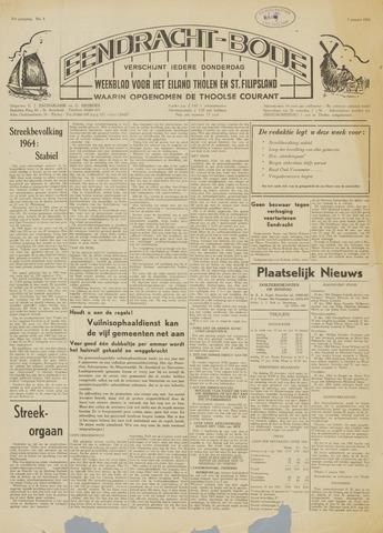 Eendrachtbode (1945-heden)/Mededeelingenblad voor het eiland Tholen (1944/45) 1965