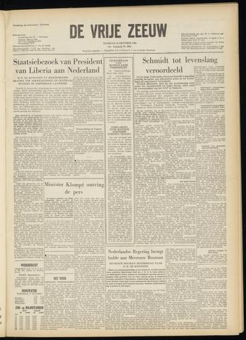 de Vrije Zeeuw 1956-10-16