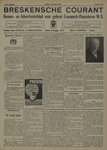 Breskensche Courant 1938-02-11