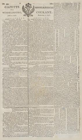 Middelburgsche Courant 1811-04-11