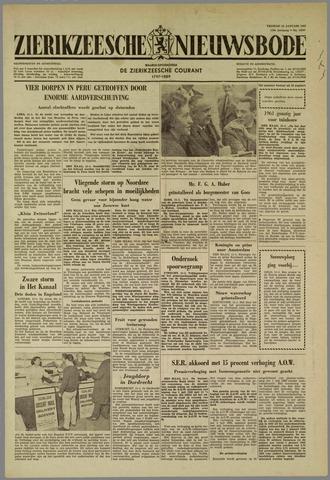 Zierikzeesche Nieuwsbode 1962-01-12