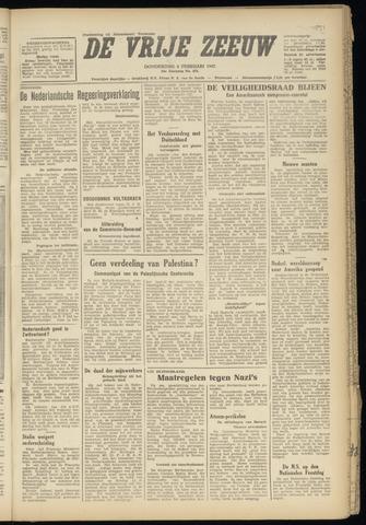 de Vrije Zeeuw 1947-02-06