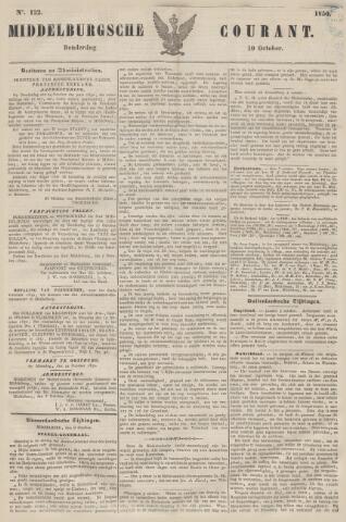 Middelburgsche Courant 1850-10-10
