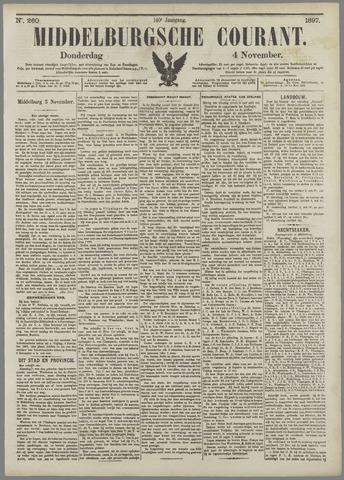 Middelburgsche Courant 1897-11-04