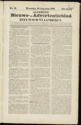 Ter Neuzensche Courant. Algemeen Nieuws- en Advertentieblad voor Zeeuwsch-Vlaanderen / Neuzensche Courant ... (idem) / (Algemeen) nieuws en advertentieblad voor Zeeuwsch-Vlaanderen 1861-08-28