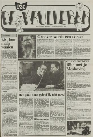 Provinciale Zeeuwse Courant katern Krullenbak (1981-1999) 1988-03-08