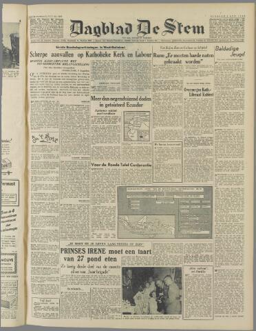 de Stem 1949-08-09