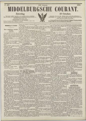 Middelburgsche Courant 1901-10-19