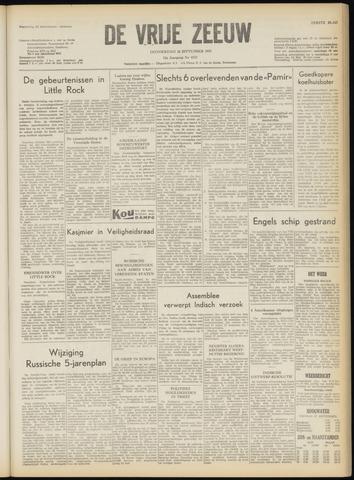 de Vrije Zeeuw 1957-09-26