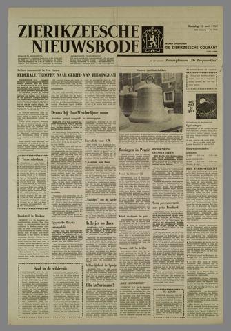 Zierikzeesche Nieuwsbode 1963-05-13