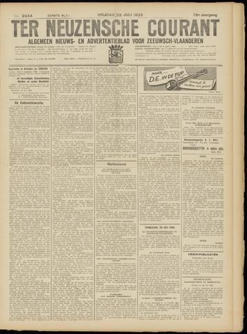 Ter Neuzensche Courant. Algemeen Nieuws- en Advertentieblad voor Zeeuwsch-Vlaanderen / Neuzensche Courant ... (idem) / (Algemeen) nieuws en advertentieblad voor Zeeuwsch-Vlaanderen 1939-07-28