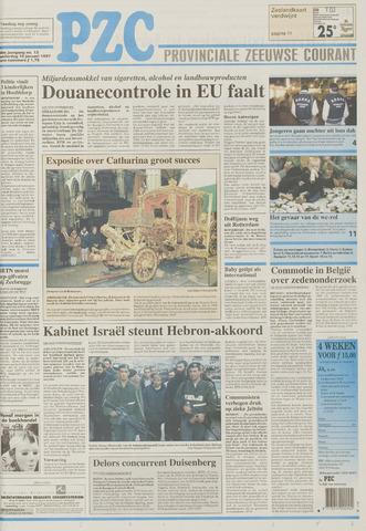 Provinciale Zeeuwse Courant 1997-01-16
