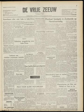 de Vrije Zeeuw 1954-05-25