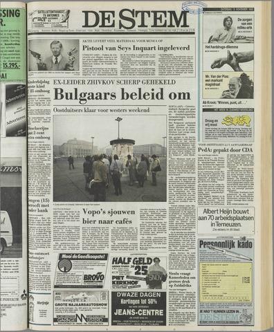 de Stem 1989-11-18