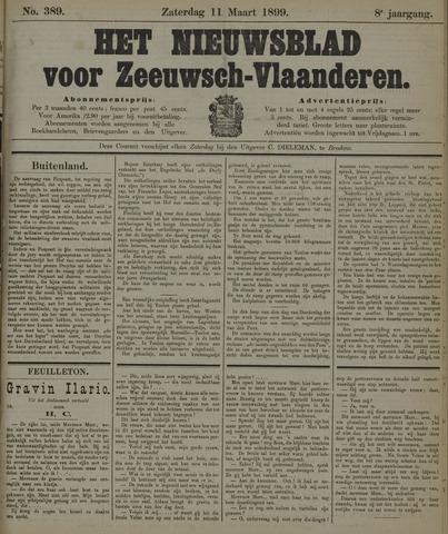 Nieuwsblad voor Zeeuwsch-Vlaanderen 1899-03-11