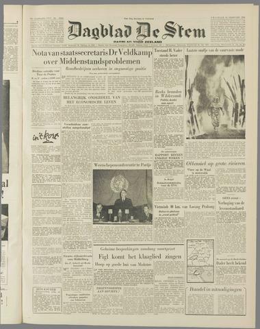 de Stem 1954-02-12