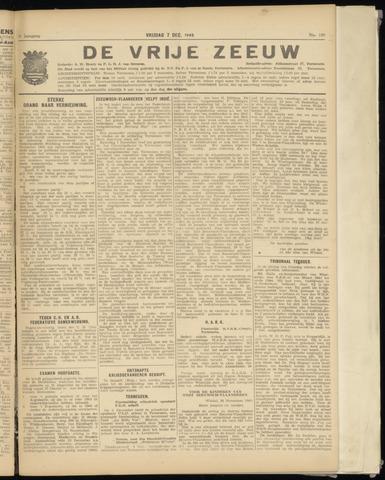 de Vrije Zeeuw 1945-12-07