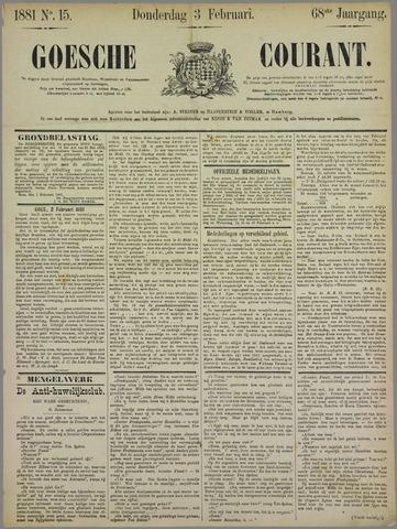 Goessche Courant 1881-02-03