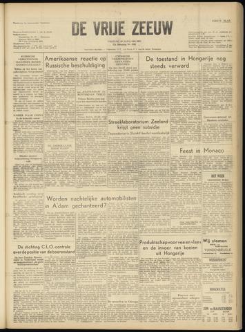 de Vrije Zeeuw 1957-01-25