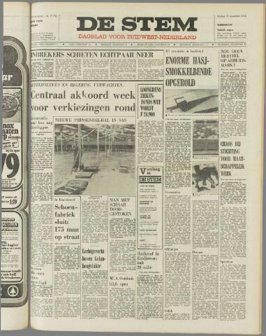 de Stem 1972-11-10