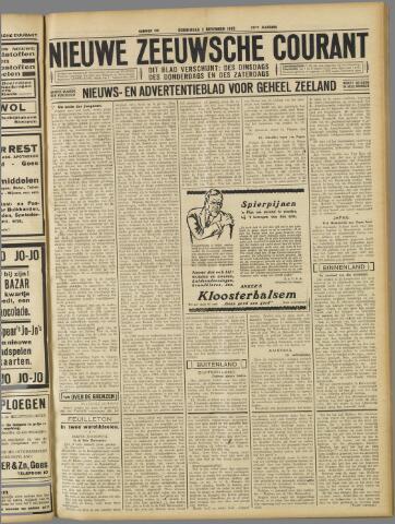 Nieuwe Zeeuwsche Courant 1932-11-03