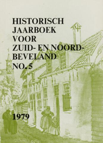 Historisch Jaarboek Zuid- en Noord-Beveland 1979-01-01