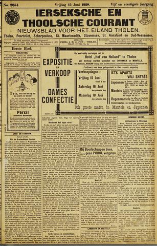 Ierseksche en Thoolsche Courant 1928-06-15