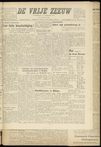 de Vrije Zeeuw 1946-08-29