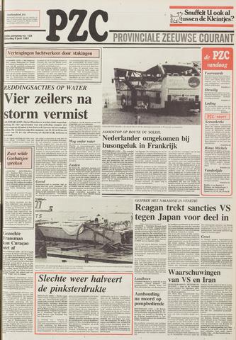 Provinciale Zeeuwse Courant 1987-06-09