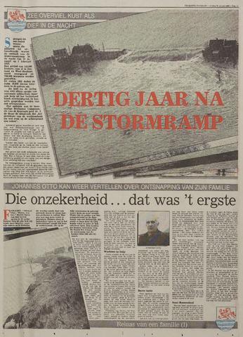 Watersnood documentatie 1953 - kranten 1983-01-28