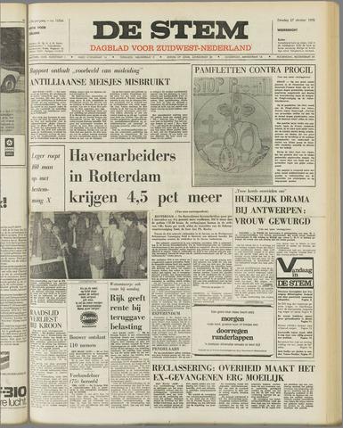 de Stem 1970-10-27
