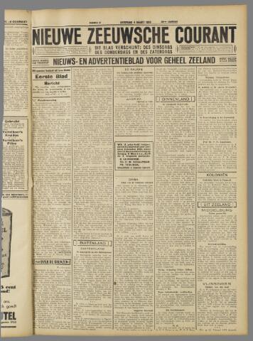 Nieuwe Zeeuwsche Courant 1933-03-04