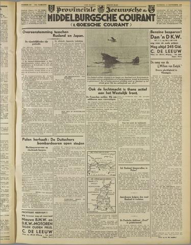 Middelburgsche Courant 1939-09-16