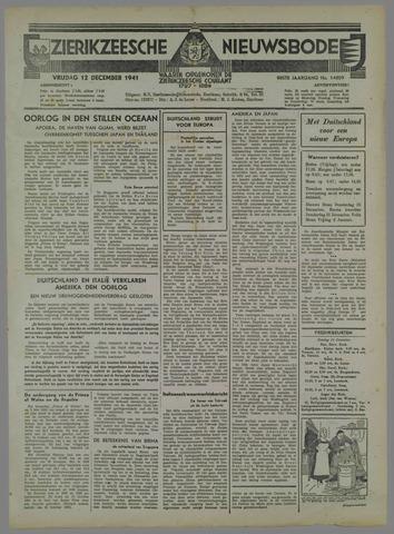 Zierikzeesche Nieuwsbode 1941-11-13