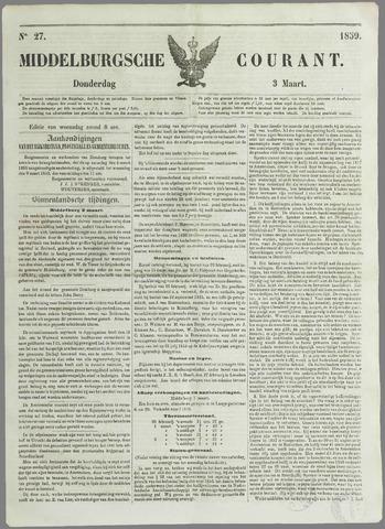 Middelburgsche Courant 1859-03-03