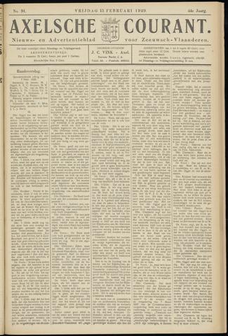 Axelsche Courant 1929-02-15