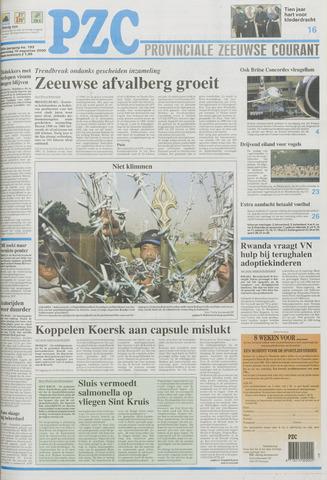 Provinciale Zeeuwse Courant 2000-08-16