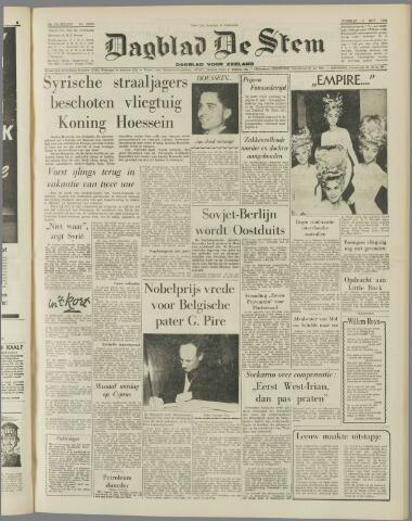 de Stem 1958-11-11