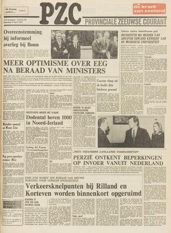 Provinciale Zeeuwse Courant 1974-04-22