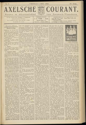 Axelsche Courant 1931-05-01