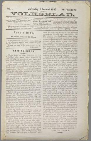 Volksblad 1887