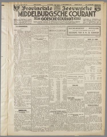 Middelburgsche Courant 1933-09-16